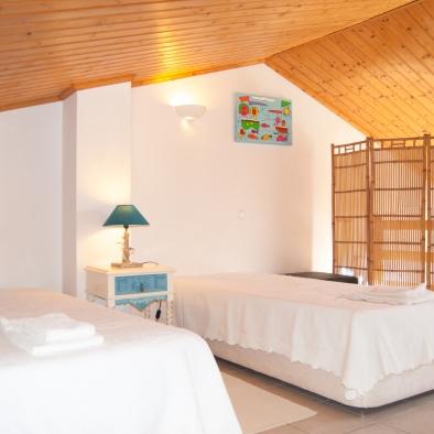 Mezzanine - 2 camas single